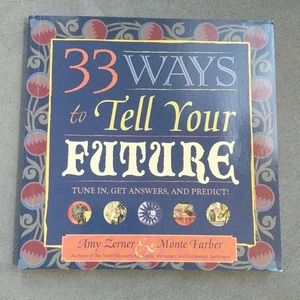33 Ways to Tell Your Future Book